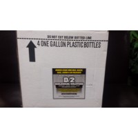 4 Gallon Case D/2 Biological Solution