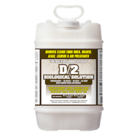 5 Gallon D/2 Biological Solution